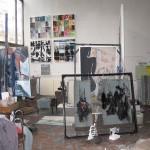 műteremrészlet 2005 Epreskert