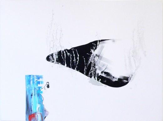 Szökőkút / olaj, vászon / 120*160 / 2010 /